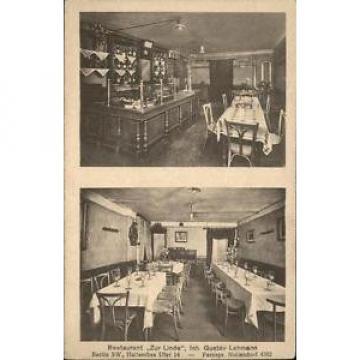 41392021 Berlin Restaurant Zur Linde Berlin