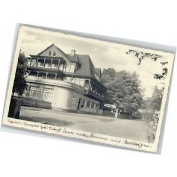 40634798 Sitzendorf Thueringen Sitzendorf Hotel Linde x Sitzendorf Schwarzatal