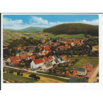 ROSSBACH << Luftaufnahme 11270 m. Pension Zur Linde >> color AK 1969