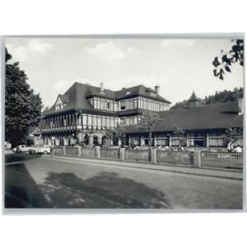 40634781 Sitzendorf Thueringen Sitzendorf HO Hotel Zur Linde * Sitzendorf Schwar