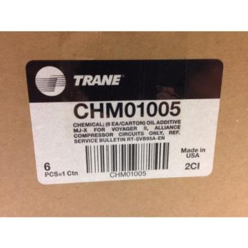 Buy 6 Trane CHM01005 Chemical Oil Additive MJ-X -