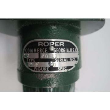 ROPER 2F3 27 HYDRAULIC GEAR PUMP D558860