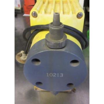 U332 LIQUID METRONICS A101-82T METER PUMP