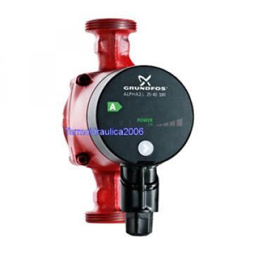 GRUNDFOS Electronic Circulator ALPHA2 L 32-40 22W 1x230V 180mm 50/60Hz Z1