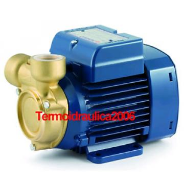 Peripheral Water Pump PQ 81-Bs 0,7Hp Brass body impeller 400V Pedrollo Z1