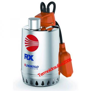 Submersible DRAINAGE Pump clear water RXm1 0,33Hp 230V Cable5M RX Pedrollo Z1