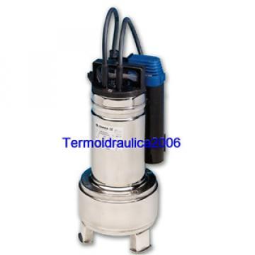 Lowara DOMO Submersible Pump Dirty Water DOMO10VX GT Vortex 0,75kW 1x230V Z1