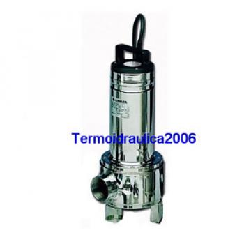 Lowara DOMO Submersible Pump Dirty Water DOMO10VXT Vortex 0,75kW 3x400V 50Hz Z1