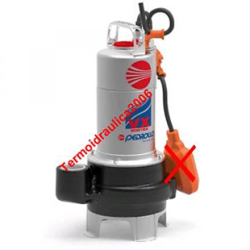 VORTEX Submersible Pump Sewage Water VX8/35N 0,75Hp 400V Cable5m Pedrollo Z1