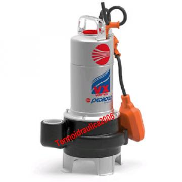 VORTEX Submersible Pump Sewage Water VXm8/50N 0,75Hp 230V vx Pedrollo Cable5m Z1