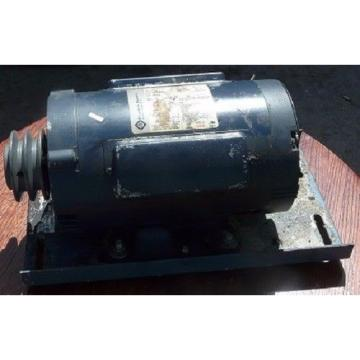 FRANKLIN ELECTRIC,3 PHASE,2HP,208,230,460 VOLTS,WITH MOUNTING BRACKET