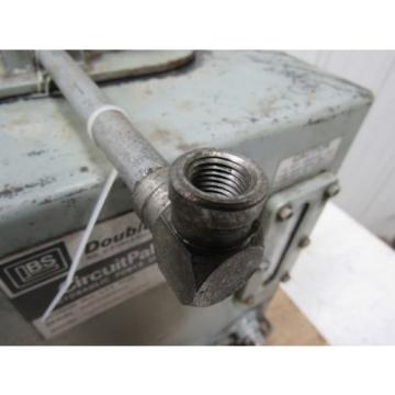 Brown & Sharpe T10V-10-M-N-G10-A1 Double A CircuitPak Hydraulic Power Unit