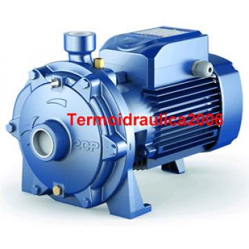 Twin Impeller Electric Water Pump 2CP 25/130N 1Hp 400V Pedrollo Z1