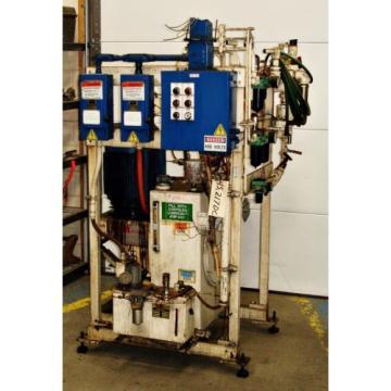 #SLS1D32 Morrell Hydraulic Power Unit  7.5HP 15217DC