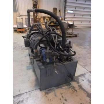Marlen Twin Motor Hydraulic Power Pack