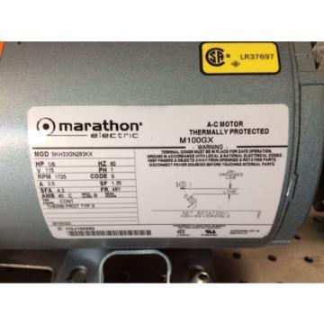 Gast Vacuum Pump 1HAB-25B-M100X