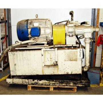 #SLS1D32 Vickers  Hydraulic Power Unit  60HP 15214DC