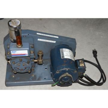 Welch DUO-Seal Vacuum Pump 1400