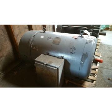 200 HP LA 1790 RPM  4160 VOLT  FR. 5010US TEFCBB SHORT SHAFT