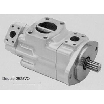 Vane Pump - 3525VQ 35A21 1CC20  -   Double Fixed