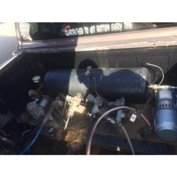 150 PSI VIAIR Air Source  Air Compressor
