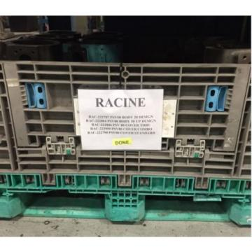 HUGE LOT OF RACINE PARTS!!! MUST SEE!!!!!! TONS OF ITEMS!!!