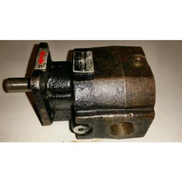 """Hydraulic Pump Global MFG. 1038 8HC 5/8"""" Shaft"""