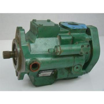 "PARKER REBUILT HYDRAULIC PUMP  .98"" SHAFT PVP4830D2L6B311"