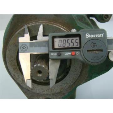 """PARKER HYDRAULIC PUMP  .85"""" SHAFT PVP4830B2L11"""
