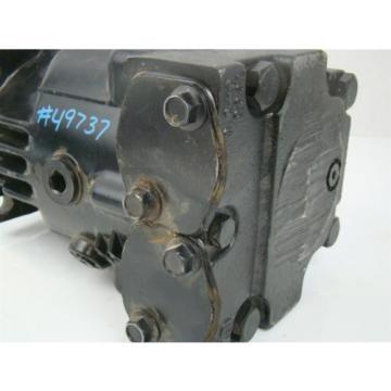SAUER DANFOSS AXIAL PISTON HYDRAULIC MOTOR 1.72 SHAFT 90M100NC0N8N0F1