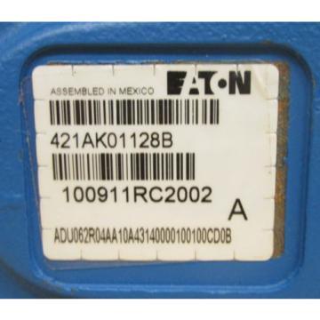 EATON POWER STEERING PUMP; 2530-01-576-1065 P/N: 421AK01128B~NEW~SURPLUS~