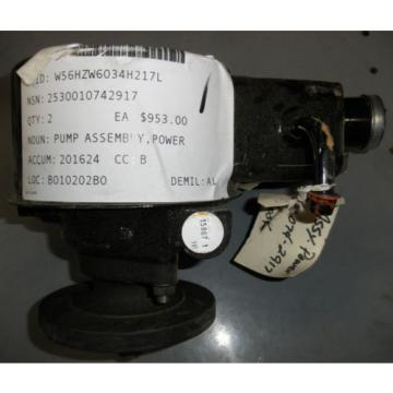 2530-01-074-2917 Steering Pump Eaton ER15867-1 AM General MD253-20001 Fits M915