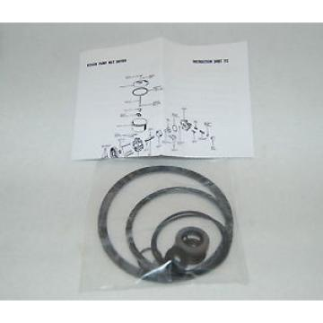 Origin STUDEBAKER amp; AVANTI EATON POWER STEERING PUMP REPAIR KIT 1959-64 #1558689X1