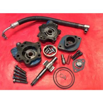 Ford 6000 Commander Tractor Power Steering Pump EATON REFURBISHED