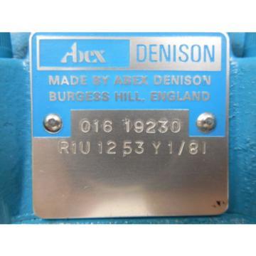USED Abex Denison R1U1253Y1/8I Hydraulic Unloading Valve