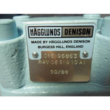 HAGGLUNDS DENISON 01695653 Relief Valve