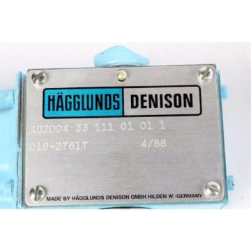 origin 016-27817-0 Denison Valve AD2D043311101011