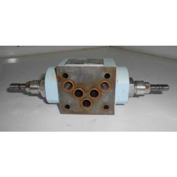 Hagglunds Denison Proportional Hydraulic Directional Control Valve 026-273965