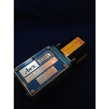 ABEX DENISON DECCO VALVE 115 VOLTS AD2D04 33 10X 02 01 TO8 LOCATION F21-9