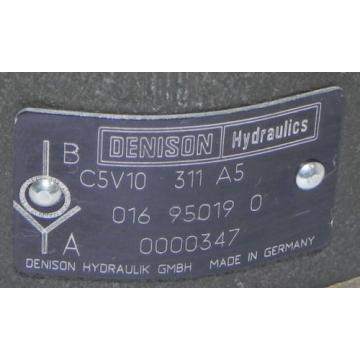 Origin DENISON HYDRAULICS C5V10 311 A5 CHECK VALVE C5V10311A5