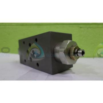 DENISON ZRD-ABA-01-S0-D1 HYDRAULIC CONTROL VALVE Origin NO BOX