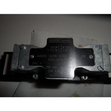 Denison A4D01-3208-0302-B1G0Q-28 Directional Control Solenoid Valve 24V