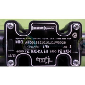 DENISON A4D0131510101C1W3028 VALVE Origin NO BOX