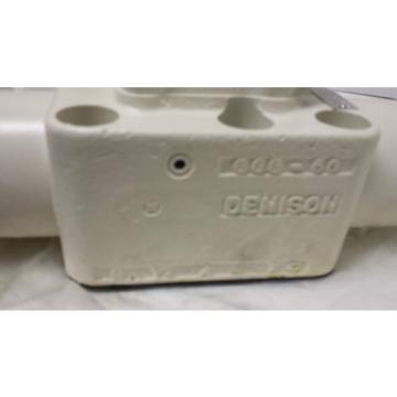 4820-12-158-0247 Hagglunds Denison Pressure Valve  23-6360XG