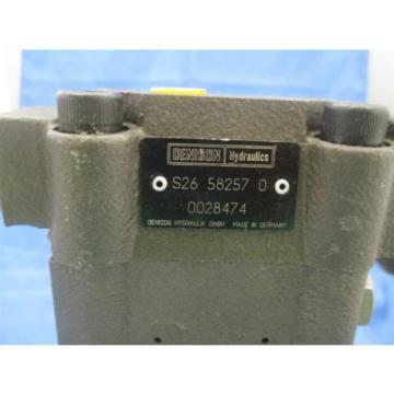 Denison R4V06 571 12 P2G0Q A1 Hydraulic Valve