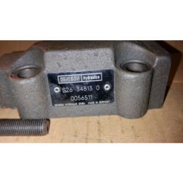 DENISON HYDRAULICS R4V03 543 10  HYDRAULIC RELIEF VALVE S26 34813 0 MAKE OFFER
