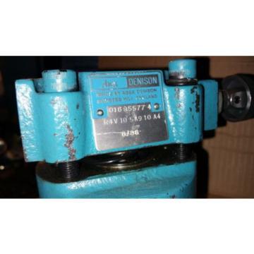 Abex Denison R4V 10 5A9-10 A4 Hydraulic Unloading Valve 01685564 PARTS