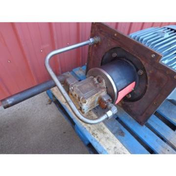 Denison Hydraulics T6C 014 1R00 B1 Hydraulic Pump 25HP Reliance Electric Motor