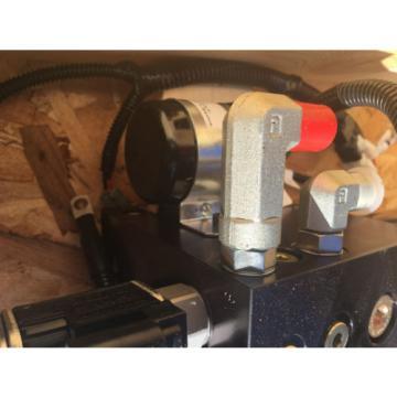 Origin Hydraulic Unit Denison Parker 6HP 48V DC Unused Miilitary