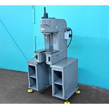 Denison #034;MultiPress#034; 4 Ton Hydraulic Gap Frame Press, M009A12A59A46501C85